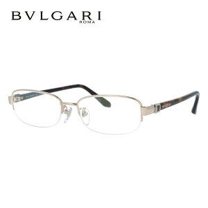 ブルガリ メガネ フレーム 眼鏡 BV2053TK 477 52サイズ 度付きメガネ 伊達メガネ ブルーライト 遠近両用 老眼鏡 ゴールド/ハバナ 【BVLGARI】 【正規品】