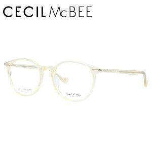 【伊達・度付きレンズ無料】セシルマクビー メガネ フレーム 眼鏡 CMF7037-4 49サイズ 度付きメガネ 伊達メガネ ブルーライト 遠近両用 老眼鏡 レディース アジアンフィット ボストン 新品 【CE