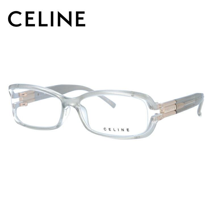 セリーヌ メガネ フレーム 0円レンズ対象 VC1673M 53サイズ 093Q レディース セル/スクエア/レディース 伊達メガネ 度付メガネ 新品 【CELINE】
