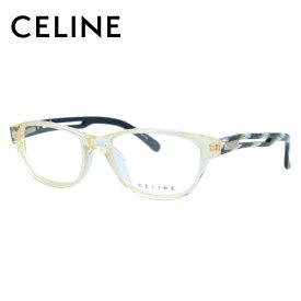 [スーパーSALE 50%OFF]【伊達・度付きレンズ無料】セリーヌ メガネ フレーム 眼鏡 VC1676M 50サイズ 0846 度付きメガネ 伊達メガネ ブルーライト 遠近両用 老眼鏡 レディース ラウンド 【CELINE】