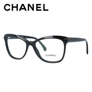 【訳あり】シャネル メガネフレーム 伊達メガネ レギュラーフィット CHANEL CH3353 C501 54サイズ バタフライ ユニセックス メンズ レディース
