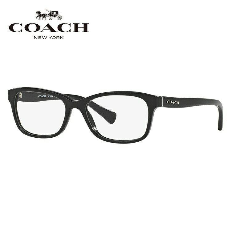 コーチ メガネ フレーム 2018年新作 HC6089F 5002 51サイズ メンズ レディース ユニセックス 度付きメガネ 伊達メガネ アジアンフィット スクエア 国内正規品 新品【COACH】