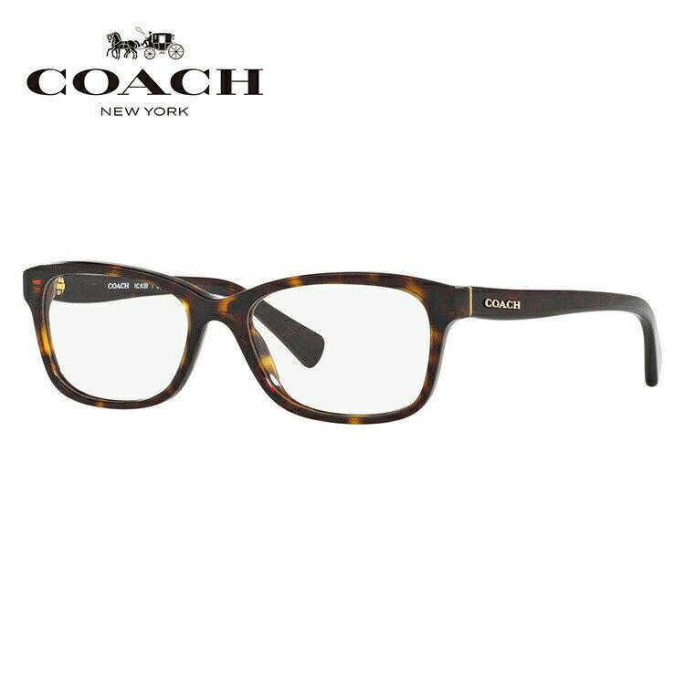 コーチ メガネ フレーム 2018年新作 HC6089F 5120 51サイズ メンズ レディース ユニセックス 度付きメガネ 伊達メガネ アジアンフィット スクエア 国内正規品 新品【COACH】