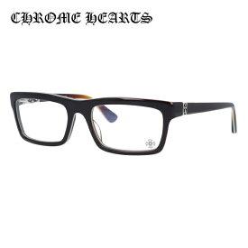 クロムハーツ メガネ フレーム セルフレーム PENETRANUS BRBBR シルバーモチーフ / クロス ウェリントン スクエア メンズ ChromeHearts 新品 【CHROME HEARTS】