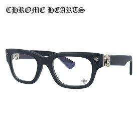 クロムハーツ メガネ フレーム 眼鏡 BANGADANG I MBK 50サイズ 度付きメガネ 伊達メガネ ブルーライト 遠近両用 老眼鏡 メンズ レギュラーフィット ウェリントン 【CHROME HEARTS】 【正規品】