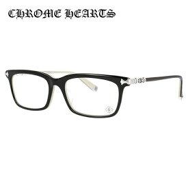 クロムハーツ メガネ フレーム 眼鏡 アジアンフィット FUN HATCH-A BT 54サイズ 度付きメガネ 伊達メガネ ブルーライト 遠近両用 老眼鏡 メンズ スクエア 【CHROME HEARTS】 【正規品】