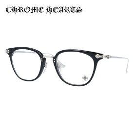 クロムハーツ メガネ フレーム 眼鏡 SHAGASS BK-SS 51サイズ 度付きメガネ 伊達メガネ ブルーライト 遠近両用 老眼鏡 メンズ レディース ユニセックス ウェリントン 【CHROME HEARTS】