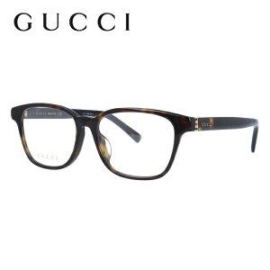 グッチ メガネ フレーム GG0455OA 002 53サイズ アジアンフィット ウェリントン ユニセックス メンズ レディース シェリーライン ウェブライン 度付きメガネ 伊達メガネ 【GUCCI】