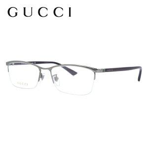 グッチ メガネ フレーム GG0856OJ 002 56サイズ アジアンフィット スクエア ユニセックス メンズ レディース シェリーライン ウェブライン 度付きメガネ 伊達メガネ 【GUCCI】