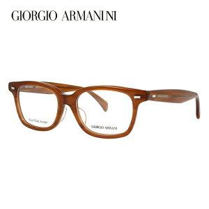 【伊達・度付きレンズ無料】ジョルジオ アルマーニ メガネ フレーム 眼鏡 アジアンフィット GA2051J 6C7 50サイズ ウェリントン 度付きメガネ 伊達メガネ ブルーライト 遠近両用 老眼鏡 メンズ