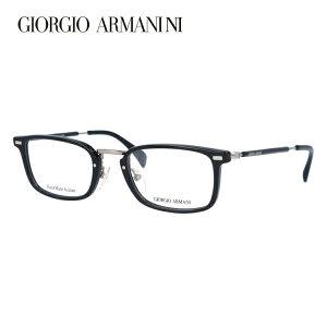 【伊達・度付きレンズ無料】ジョルジオ アルマーニ メガネ フレーム 眼鏡 GA2054J 284 50サイズ スクエア 度付きメガネ 伊達メガネ ブルーライト 遠近両用 老眼鏡 メンズ レディース ユニセック