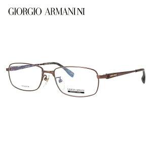 【伊達・度付きレンズ無料】ジョルジオ アルマーニ メガネ フレーム 眼鏡 GA2663J R7B 55サイズ スクエア 度付きメガネ 伊達メガネ ブルーライト 遠近両用 老眼鏡 メンズ レディース ユニセック