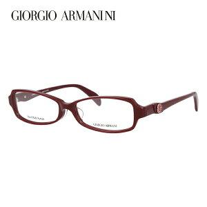 【伊達・度付きレンズ無料】ジョルジオ アルマーニ メガネ フレーム 眼鏡 アジアンフィット GA2043J C9A 53サイズ スクエア 度付きメガネ 伊達メガネ ブルーライト 遠近両用 老眼鏡 メンズ レデ