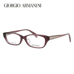 【伊達・度付きレンズ無料】ジョルジオ アルマーニ メガネ フレーム 眼鏡 アジアンフィット GA2045J C2G 52サイズ スクエア 度付きメガネ 伊達メガネ ブルーライト 遠近両用 老眼鏡 メンズ レデ