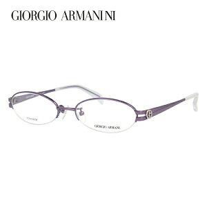 【伊達・度付きレンズ無料】ジョルジオ アルマーニ メガネ フレーム 眼鏡 GA2673J 9R7 51サイズ オーバル 度付きメガネ 伊達メガネ ブルーライト 遠近両用 老眼鏡 メンズ レディース ユニセック