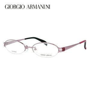【伊達・度付きレンズ無料】ジョルジオ アルマーニ メガネ フレーム 眼鏡 GA2673J B3E 51サイズ オーバル 度付きメガネ 伊達メガネ ブルーライト 遠近両用 老眼鏡 メンズ レディース ユニセック