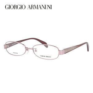 【伊達・度付きレンズ無料】ジョルジオ アルマーニ メガネ フレーム 眼鏡 GA2679J 35J 52サイズ オーバル 度付きメガネ 伊達メガネ ブルーライト 遠近両用 老眼鏡 メンズ レディース ユニセック
