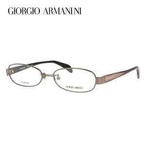 【伊達・度付きレンズ無料】ジョルジオ アルマーニ メガネ フレーム 眼鏡 GA2679J 9L6 52サイズ オーバル 度付きメガネ 伊達メガネ ブルーライト 遠近両用 老眼鏡 メンズ レディース ユニセック