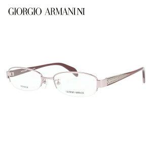 【伊達・度付きレンズ無料】ジョルジオ アルマーニ メガネ フレーム 眼鏡 GA2680J 35J 51サイズ スクエア 度付きメガネ 伊達メガネ ブルーライト 遠近両用 老眼鏡 メンズ レディース ユニセック