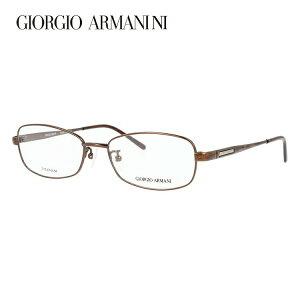 【伊達・度付きレンズ無料】ジョルジオ アルマーニ メガネ フレーム 眼鏡 GA2695J 6E4 52サイズ スクエア 度付きメガネ 伊達メガネ ブルーライト 遠近両用 老眼鏡 メンズ レディース ユニセック