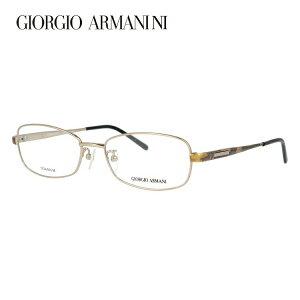 【伊達・度付きレンズ無料】ジョルジオ アルマーニ メガネ フレーム 眼鏡 GA2695J 6E6 52サイズ スクエア 度付きメガネ 伊達メガネ ブルーライト 遠近両用 老眼鏡 メンズ レディース ユニセック
