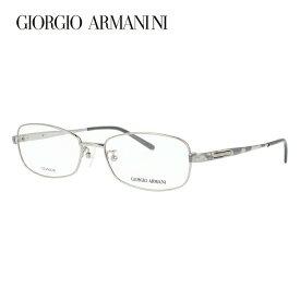 【伊達・度付きレンズ無料】 ジョルジオ アルマーニ メガネ フレーム 眼鏡 GA2695J YVF 52サイズ スクエア 度付きメガネ 伊達メガネ ブルーライト 遠近両用 老眼鏡 メンズ レディース ユニセックス ブランド ロゴ 【GIORGIO ARMANI】