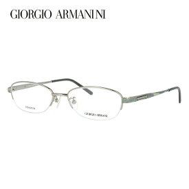 【伊達・度付きレンズ無料】 ジョルジオ アルマーニ メガネ フレーム 眼鏡 GA2696J YVF 51サイズ スクエア 度付きメガネ 伊達メガネ ブルーライト 遠近両用 老眼鏡 メンズ レディース ユニセックス ブランド ロゴ 【GIORGIO ARMANI】