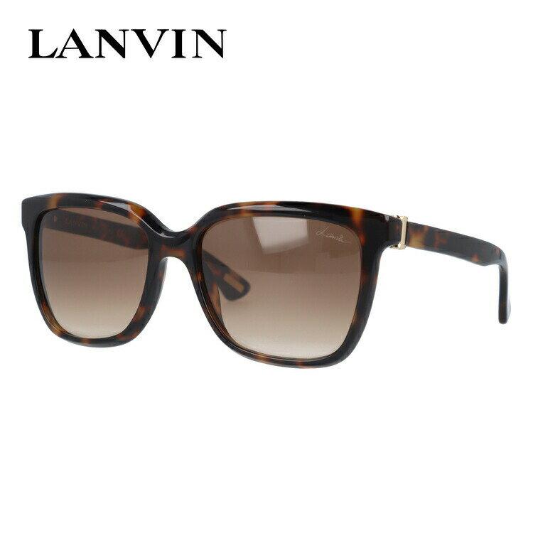 ランバン パリス サングラス レギュラーフィット LANVIN PARIS SLN676M 0C10 55サイズ ウェリントン メンズ レディース ユニセックス
