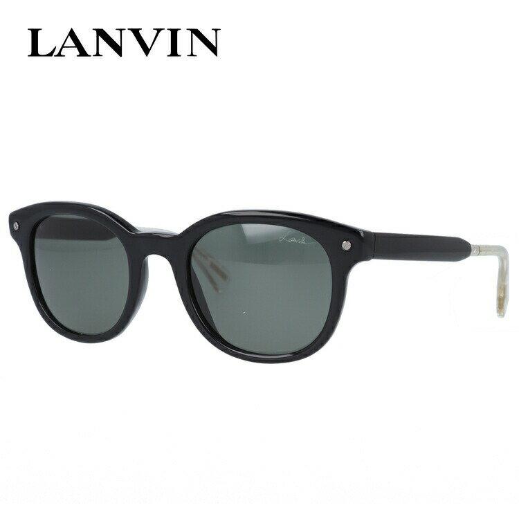 ランバン パリス サングラス レギュラーフィット LANVIN PARIS SLN688 0700 49サイズ ウェリントン メンズ レディース ユニセックス