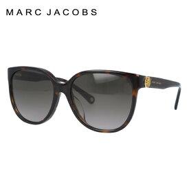 マークジェイコブス サングラス 度付き対応 MARC92/FS MARC086/HA 57サイズ レディース アジアンフィット ウェリントン 【MARC JACOBS】