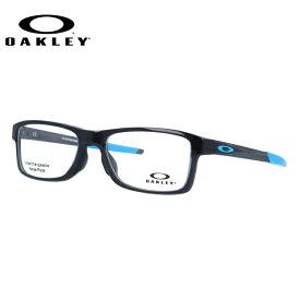 【送料無料】 オークリー メガネ フレーム 眼鏡 シャンファーMNP OX8089-0254 54サイズ ブルーライト 遠近両用 老眼鏡 アジアンフィット 交換用ノーズパッド 新品 【OAKLEY/Chamfer MNP】