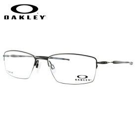 【送料無料】 オークリー メガネ フレーム 眼鏡 リザード OX5113-0256 56サイズ ブルーライト 遠近両用 老眼鏡 調整可能ノーズパッド 新品 【OAKLEY/Lizard】