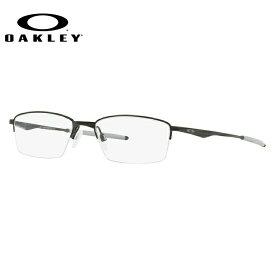 【送料無料】 オークリー メガネ フレーム 眼鏡 スクエア リミットスイッチ0.5 OX5119-0152 52サイズ 度付きメガネ 伊達メガネ ブルーライト 遠近両用 老眼鏡 スクエア メンズ レディース ユニセックス 新品 【OAKLEY/LIMIT SWITCH 0.5】