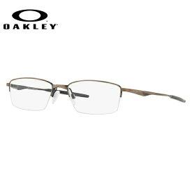 【送料無料】 オークリー メガネ フレーム 眼鏡 スクエア リミットスイッチ0.5 OX5119-0352 52サイズ 度付きメガネ 伊達メガネ ブルーライト 遠近両用 老眼鏡 スクエア メンズ レディース ユニセックス 新品 【OAKLEY/LIMIT SWITCH 0.5】
