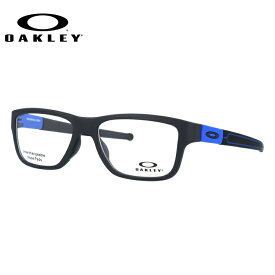 【送料無料】 オークリー メガネ フレーム 眼鏡 スクエア マーシャルMNP OX8091-0555 55サイズ 度付きメガネ 伊達メガネ ブルーライト 遠近両用 老眼鏡 スクエア メンズ レディース ユニセックス 新品 【OAKLEY/MARSHAL MNP】