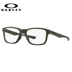 オークリー メガネ フレーム 眼鏡 トリムプレーン OX8107-0353 53サイズ 度付きメガネ 伊達メガネ ブルーライト 遠近両用 老眼鏡 スクエア メンズ レディース ユニセックス 新品 【OAKLEY/TRIM PLANE
