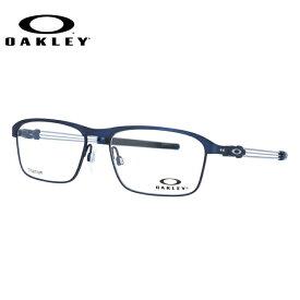 【送料無料】 オークリー メガネ フレーム 眼鏡 トラスロッド OX5124-0355 55サイズ 度付きメガネ 伊達メガネ ブルーライト 遠近両用 老眼鏡 スクエア メンズ レディース ユニセックス 新品 【OAKLEY/TRUSS ROD】