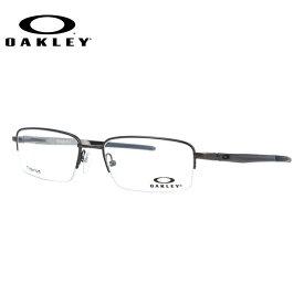 【送料無料】 オークリー メガネ フレーム 眼鏡 ゲージ5.1 OX5125-0352 52サイズ 度付きメガネ 伊達メガネ ブルーライト 遠近両用 老眼鏡 スクエア メンズ レディース ユニセックス 新品 【OAKLEY/GAUGE 5.1】