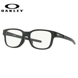 【送料無料】 オークリー メガネ フレーム 眼鏡 ラッチSS トゥルーブリッジテクノロジー OX8114-0152 52サイズ 度付きメガネ 伊達メガネ ブルーライト 遠近両用 老眼鏡 スクエア メンズ レディース ユニセックス 新品 【OAKLEY/LATCH SS】