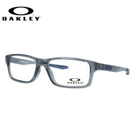 【送料無料】 【子供用】オークリー メガネ フレーム 眼鏡 クロスリンク エックスエス OY8002-0249 49サイズ 度付きメガネ 伊達メガネ スクエア キッズ ジュニア ユース レディース 新品 【OAKLEY/CROSSLINK XS】