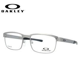 【送料無料】 オークリー メガネ フレーム 眼鏡 サーフェスプレート OX5132-0354 54サイズ 度付きメガネ 伊達メガネ ブルーライト 遠近両用 老眼鏡 ブロー メンズ レディース ユニセックス 新品 【OAKLEY/SURFACE PLATE】