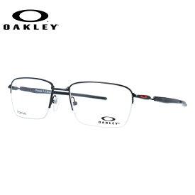 【送料無料】 オークリー メガネ フレーム 眼鏡 ゲージ3.2 ブレイド OX5128-0454 54サイズ 度付きメガネ 伊達メガネ ブルーライト 遠近両用 老眼鏡 スクエア メンズ レディース ユニセックス 新品 【OAKLEY/GAUGE 3.2 BLADE】