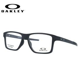 【送料無料】 オークリー メガネ フレーム 眼鏡 シャンファースクエア OX8143-0154 54サイズ 度付きメガネ 伊達メガネ ブルーライト 遠近両用 老眼鏡 トゥルーブリッジテクノロジー スクエア メンズ レディース ユニセックス 新品 【OAKLEY/CHAMFER SQUARED】 【海外正規品】