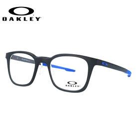 【送料無料】 オークリー メガネ フレーム 眼鏡 マイルストーン3.0 OX8093-0749 49サイズ 度付きメガネ 伊達メガネ ブルーライト 遠近両用 老眼鏡 レギュラーフィット ウェリントン メンズ レディース ユニセックス 新品 【OAKLEY/MILESTONE 3.0】