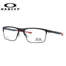 【送料無料】 オークリー メガネ フレーム 眼鏡 カートリッジ OX5137-0454 54サイズ 度付きメガネ 伊達メガネ ブルーライト 遠近両用 老眼鏡 スクエア メンズ レディース ユニセックス 新品 【OAKLEY/CARTRIDGE】