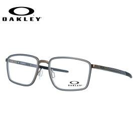【送料無料】 オークリー メガネ フレーム 眼鏡 スピンドル OX3235-0254 54サイズ 度付きメガネ 伊達メガネ ブルーライト 遠近両用 老眼鏡 レギュラーフィット スクエア メンズ レディース ユニセックス 新品 【OAKLEY/SPINDLE】