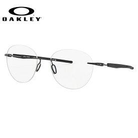 【送料無料】 オークリー メガネ フレーム 眼鏡 ドリルプレス OX5143-0151 51サイズ 度付きメガネ 伊達メガネ ブルーライト 遠近両用 老眼鏡 レギュラーフィット ボストン メンズ レディース ユニセックス 新品 【OAKLEY/DRILL PRESS】