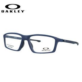オークリー 眼鏡 フレーム OAKLEY メガネ CHAMBER チェンバー OX8138-0553 53 TrueBridge(4種ノーズパッド付) スクエア型 スポーツ メンズ レディース 度付き 度なし 伊達 ダテ めがね 老眼鏡 サングラス【海外正規品】
