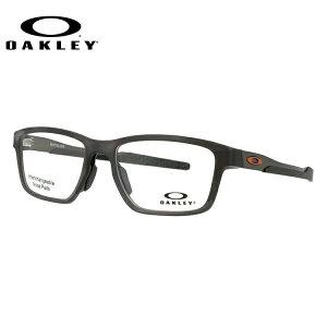 オークリー メガネ フレーム OAKLEY 眼鏡 METALINK メタリンク OX8153-0253 53 レギュラーフィット スクエア型 スポーツ メンズ レディース 度付き 度なし 伊達 ダテ めがね 老眼鏡 サングラス【海外