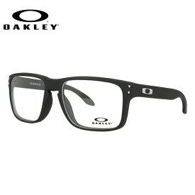 【送料無料】 オークリー メガネ フレーム 眼鏡 ホルブルックRX OX8156-0156 56サイズ 度付きメガネ 伊達メガネ ブルーライト 遠近両用 老眼鏡 レギュラーフィット スクエア メンズ レディース ユニセックス 新品 【OAKLEY/HOLBROOK RX】【海外正規品】